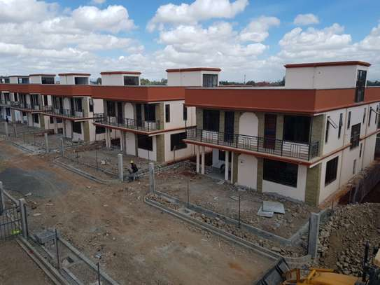 PRIME NEW 6 BEDROOM MAISONETTES IN SYOKIMAU image 5