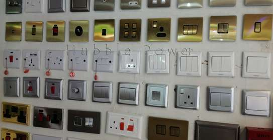 Electrical Sockets & Switches image 1