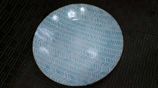6pc ceramic dinner set/6pc ceramic bowls/ dinner plates image 2