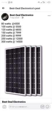 Solarmax solar panels image 1