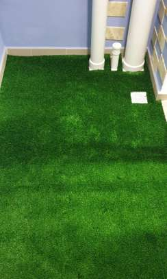 Artificial grass landscape synthetic grass carpet image 13