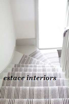 Staircase carpets/Runners image 14