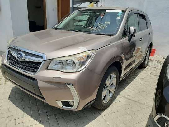 Subaru Forester 2.0 S Type A Automatic image 2