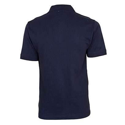 Polo Tshirt-Navy blue image 1