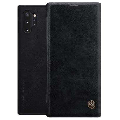 Nillkin Qin Series Leather Luxury Wallet Pouch For Samsung Note 10/Note 10 Pro image 5