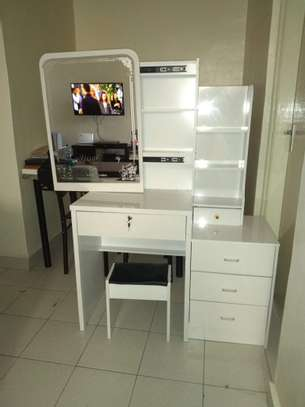 Dressing Table-White image 2