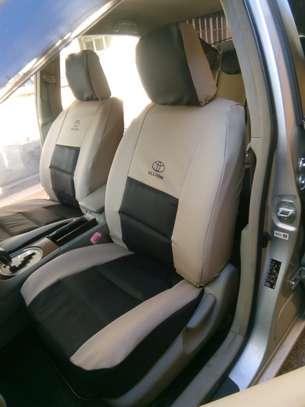 Auris Car Seat Covers image 8