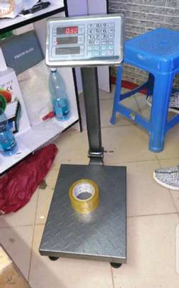 300kg Weighing Scale image 1
