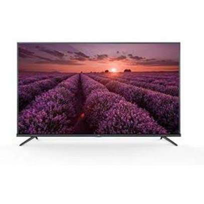 TCL 55 inches IPQ-TV 55P715 Android Smart UHD-4K Digital TVs image 1