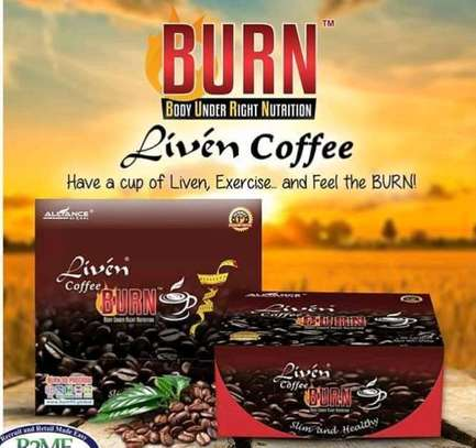 Liven Burn Coffee image 1