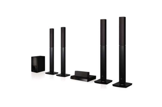 Lg LHD 657 1000 watts hometheater