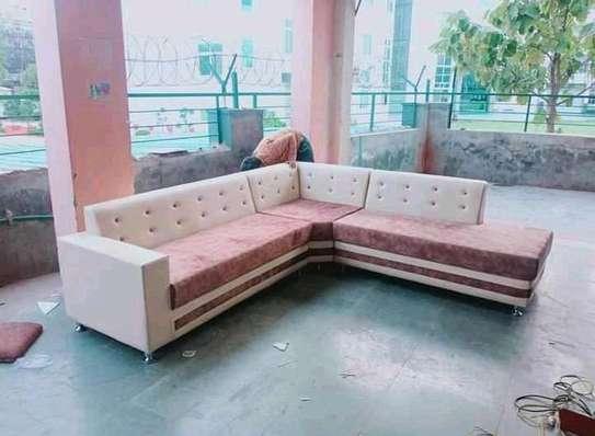Stylish L shape sofas image 5