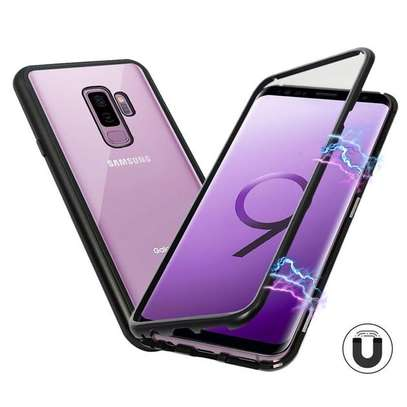 Magnetic Luxury Absorption Cases For Samsung S9 S9 Plus image 8