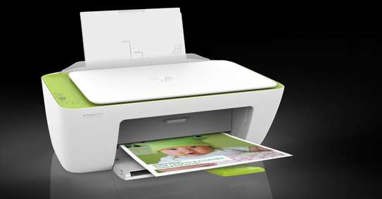 HP DeskJet 2130 All-in-One Colored Printer