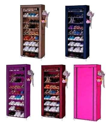 27 pairs shoe rack image 1