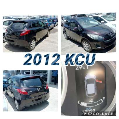 Mazda 2 1.4 CD Active Automatic image 6