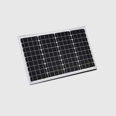 Solarmax 40Watts Monocrystalline Solar Panel image 1