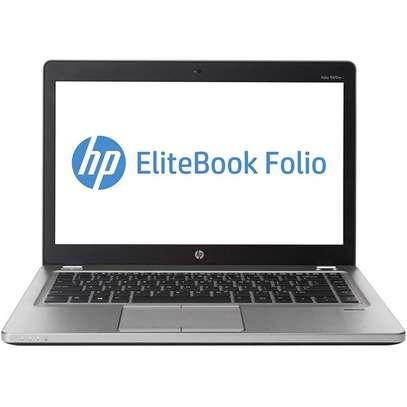 "HP Refurbished Hp Folio 9470m - 14"" Intel Core i5 RAM 8GB HDD 500GB Windows 10 Silver & Black image 1"