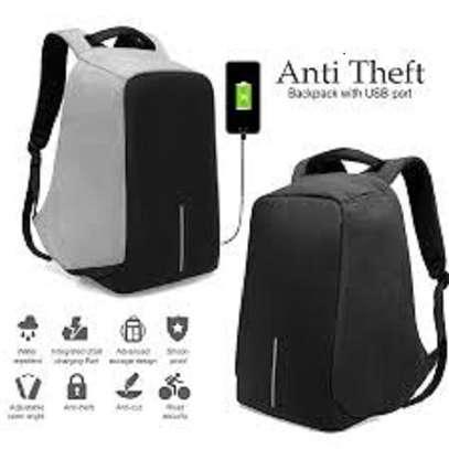 laptop antitheft backpacks image 2