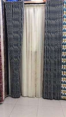 STUNNING SHEERS AND CURTAINS PER METRE @1200/= image 5