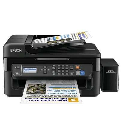 Epson l565 wifi all in one ink tank printer