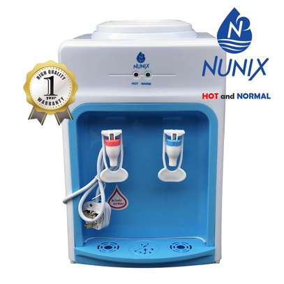 Nunix Hot & Normal Table Top Water Dispenser