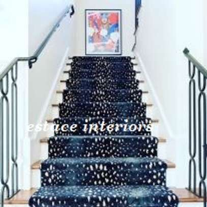 Staircase carpets/Runners image 8