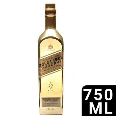 Johnnie Walker Gold Reserve Bullion - 750ml image 1