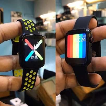 X6 Smart Watch Bracelet Heart Rate Blood Pressure Fitness Waterproof Bracelet image 4