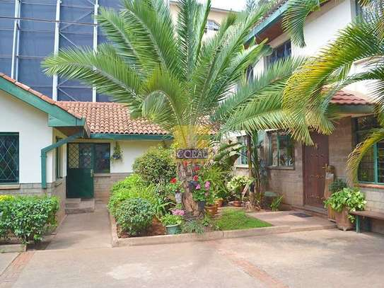 1 bedroom house for rent in Kilimani image 1