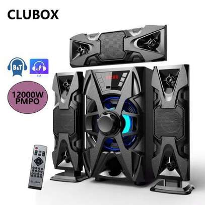 3.1 12000watts subwoofers image 1