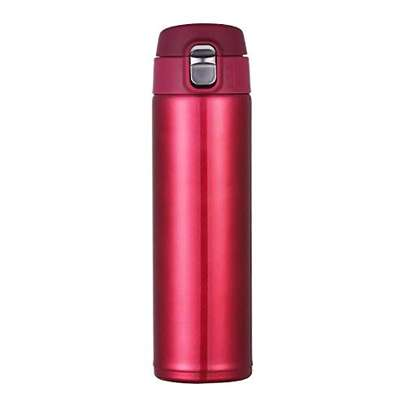 500ml Stainless Steel Double Walled Insulated Vacuum Flask image 1