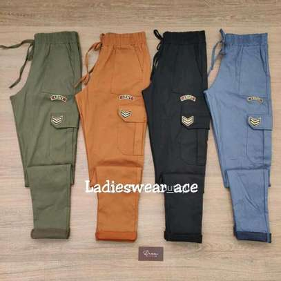 Army Cargo Pants image 2