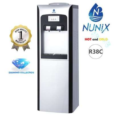 Nunix Hot And Cold Free Standing Water Dispenser- R38C image 2