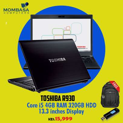 Toshiba Tecra R930 4GB Intel Core i5 HDD 320GB