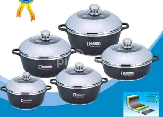 10Piece Dessini Cookware Set image 3