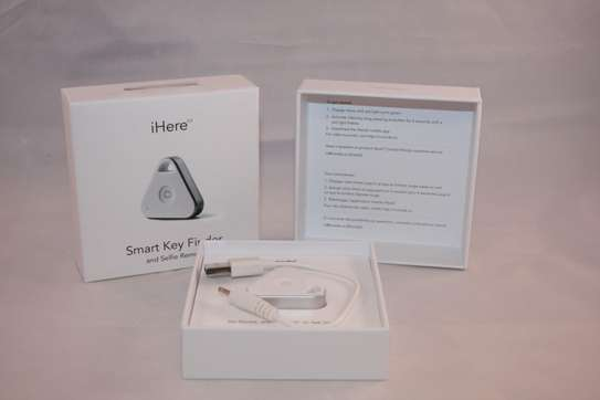 Nonda iHere 3.0 Rechargeable Bluetooth Key Finder image 3