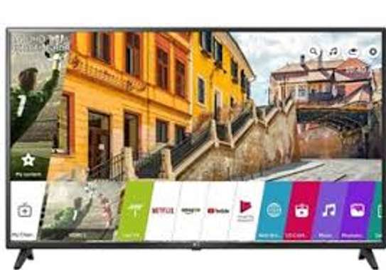 Lg 43 inch smart TV 4k uhd image 1