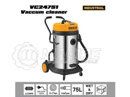 INGCO 75l Vacuum cleaner image 2