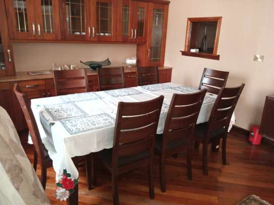 Furnished 4 bedroom townhouse for rent in Runda image 14