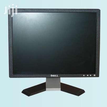 17 Inch Dell Flat Panel Color SQUARE Monitor image 1