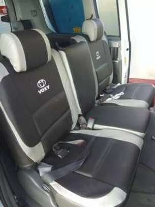 Car Seats Covers Leather Upholstery image 6