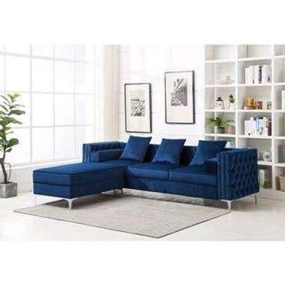 Modern five seater L shaped sofas for sale in Nairobi Kenya/Latest sofa set designs for sale in Nairobi Kenya image 1