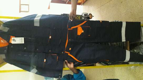 overall (jacket & pants) image 1