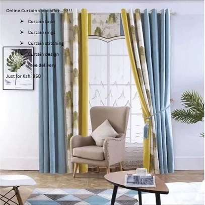 Fashionable curtains image 4