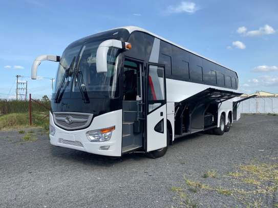 King Long Coach Bus image 5