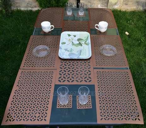 13pcs Non Woven Tablemats Set image 8