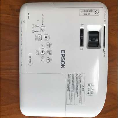 Epson Projector Uo5 image 4