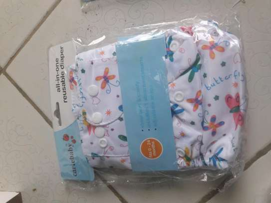 Washable diaper image 3