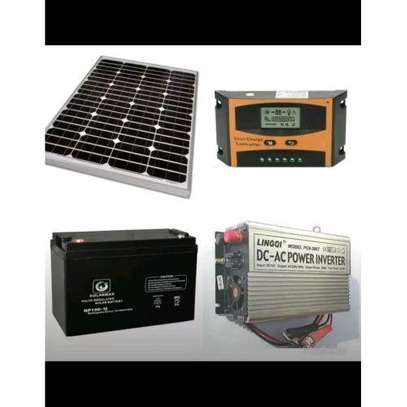 SOLARMAX SOLAR SYSTEM FULL KIT 40W image 1